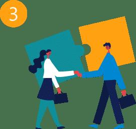 L'Agence Unique recrute, coordonne et gere tous vos talents